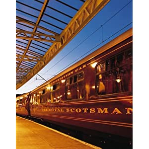 Luxury Trains (Luxury Books)