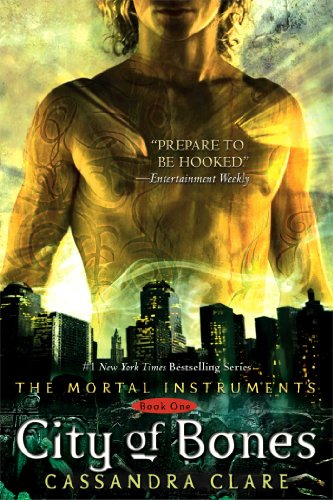 Cover of City of Bones (The Mortal Instruments, Book 1)