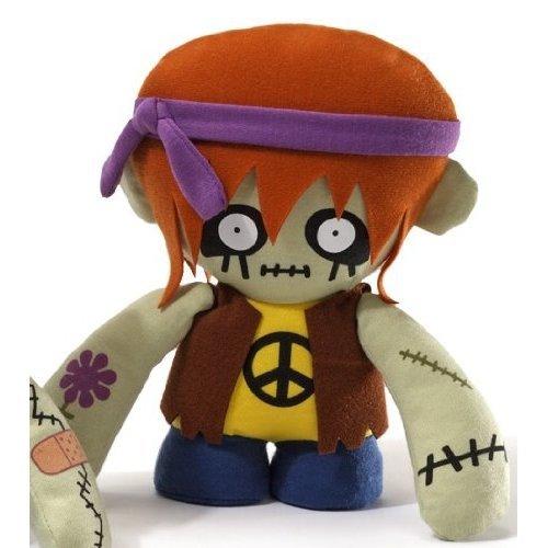 "GunderGround Zombie Peace Boy Doll 8"" by Gund"