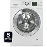 Samsung WF906U4SAWQEU EcoBubble Freestanding 1400rpm 9kg Washing Machine (White)