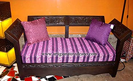 Sofa 'recipiente marroquí