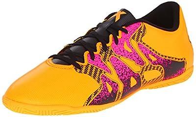 adidas Performance Men's X 15.4 Indoor Soccer Shoe