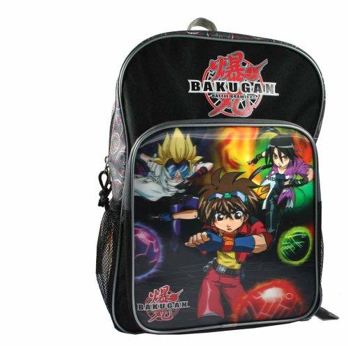 Bakugan Backpack 'Battle Brawlers'