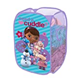 Disney Doc Mcstuffins Pop up Hamper or Toys Storage Bag