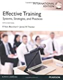 img - for Effective Training book / textbook / text book