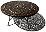 Lawn &amp; Patio - Strathwood St. Thomas Cast Aluminum Round Dining Table