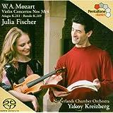 W. A. Mozart: Violin Concertos Nos. 3 & 4 [Hybrid SACD]