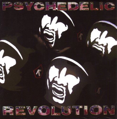 Psychedelic Revolution , from UK)