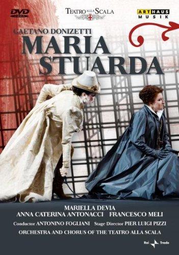 Maria Stuarda - Donizetti - DVD