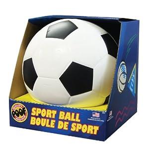 Poof-Slinky 751 Soccerball standard dans l'encadr-