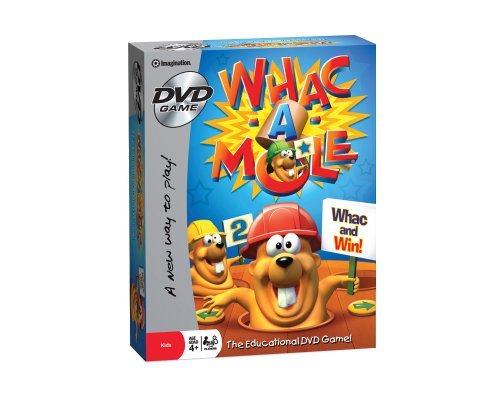 Whac-a-Mole DVD Game - 1
