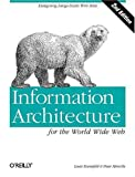 Information Architecture for the World Wide Web (1600330150) by Rosenfeld, Louis