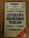 Letters of a Businessman to His Son (0002175819) by Ronald Searle