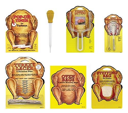 M E Heuck Ultimate 8-Piece Turkey Prep Set