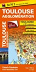 Plan de Toulouse et de son agglom�ration