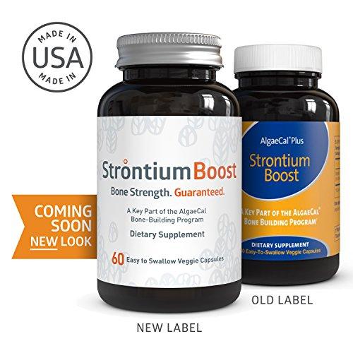 Strontium capsules