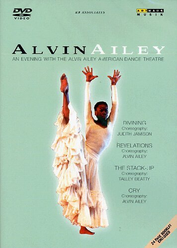 Alvin Ailey : An Evening With The Alvin Ailey American Dance Theatre [1986] [DVD]