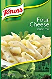 Knorr Pasta Sauces, Four Cheese Sauce Mix, 1.5Ounce Packages (Pack of 24)