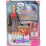 Mattel Working Woman Barbie Doll