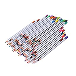 Art Colored Pencils/ Drawing Pencils for Artist Sketch, Adults/ Kids Drawing, Secret Garden and Other Adult Coloring Books (72)