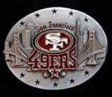 San Francisco 49ers Limited Edition Belt Buckle