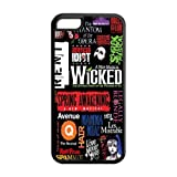 Broadway Phantom of the Opera wicked cat jigsaw Iphone 5C TPU case