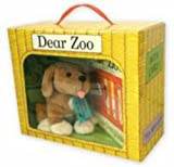 Dear Zoo Book and Toy Pack (Book & Toy)