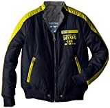 Diesel Big Boys Jafio Reversible Zip Up Jacket