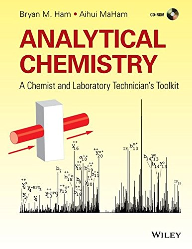 Analytical Chemistry: A Chemist and ...