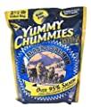 Arctic Paws 2-12-pound Yummy Chummies Gold 95 Salmon Bulk Treats from KLEARWATER MFG & DIST
