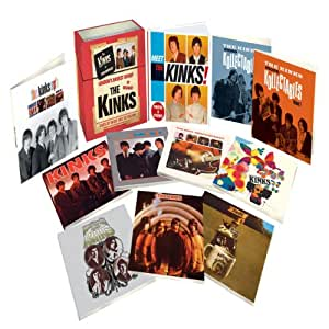 The Kinks In Mono - Édition Limitée (10 CD)