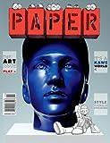 Paper Magazine (November, 2013) The Art Issue: KAWS Cover