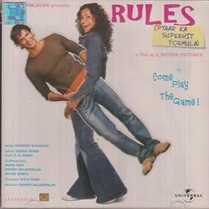 Rules: Pyaar Ka Superhit Formula Bollywood Hindi Movie Songs