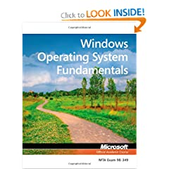 Exam 98-349 MTA Windows Operating System Fundamentals (Mta Exam 98-349)