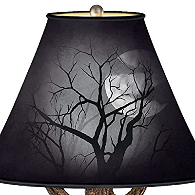 J Anthony Kosar Dead Of Night Sculptural Zombie Tabletop Lamp With Free CFL Bulb by The Bradford Exchange