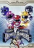 Mighty Morphin Power Rangers - Die komplette Saga [19 DVDs]