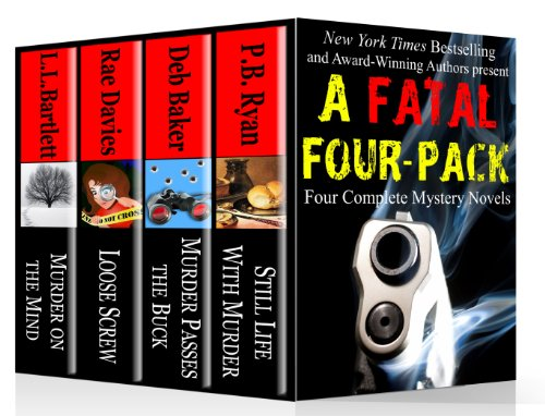 A Fatal Four-Pack: Four Complete Mystery Novels cover