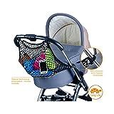 DIAGO Einkaufsnetz für Kinderwagen Kinderwagenzubehör