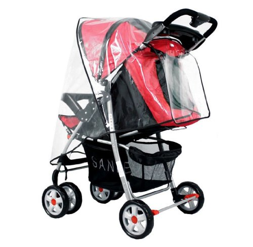 New Baby Trend Rain & Wind Snow Sleet Cover Single Jogging Stroller (Baby Trend Rain Cover compare prices)