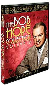 The Bob Hope Collection: Vol. 2 (The Great Lover / Paris Holiday / The Private Navy of Sgt. O'Farrell / How to Commit Marriage / Son of Paleface / Cancel My Reservation)