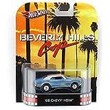 Beverly Hills Cop 1968 Chevy Nova 1/64 - Hot Wheels Diecast Models