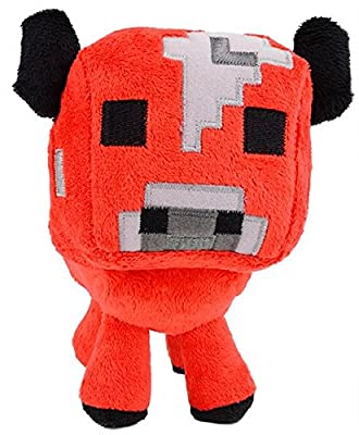Cosi Fashion(TM) Minecraft Character Plush Toy - Baby Mooshroom by Cosi Fashion