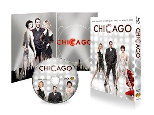 シカゴ〈英語音声:ドルビーTrueHD ドルビーアトモス版〉[Blu-ray/ブルーレイ]