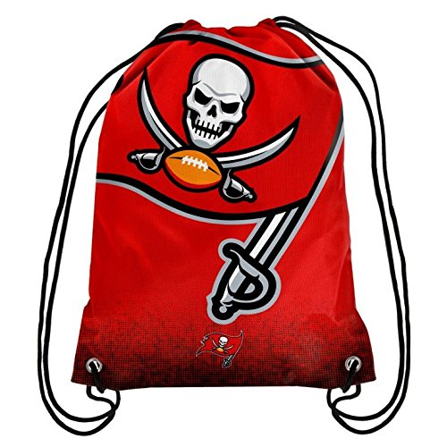 Tampa Bay Buccaneers Team Logo Insulated Lunch Bag - Red