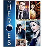 Heroes: The Complete Series [Blu-ray] (Sous-titres français)