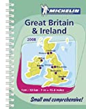 echange, troc  - Michelin Motoring Atlas Great Britain & Ireland