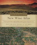 Image of Oz Clarke's New Wine Atlas: Wines and Wine Regions of the World
