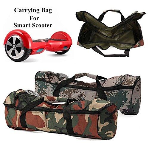 MaMaison007 6,5 pollici Camouflage che trasportano borsa bauletto per Scooter elettrico Smart auto bilanciamento