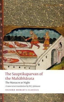 The Sauptikaparvan of the Mahabharata: The Massacre at...