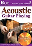 ACOUSTIC GUITAR PLAY - GRADE 2 (RGT G...